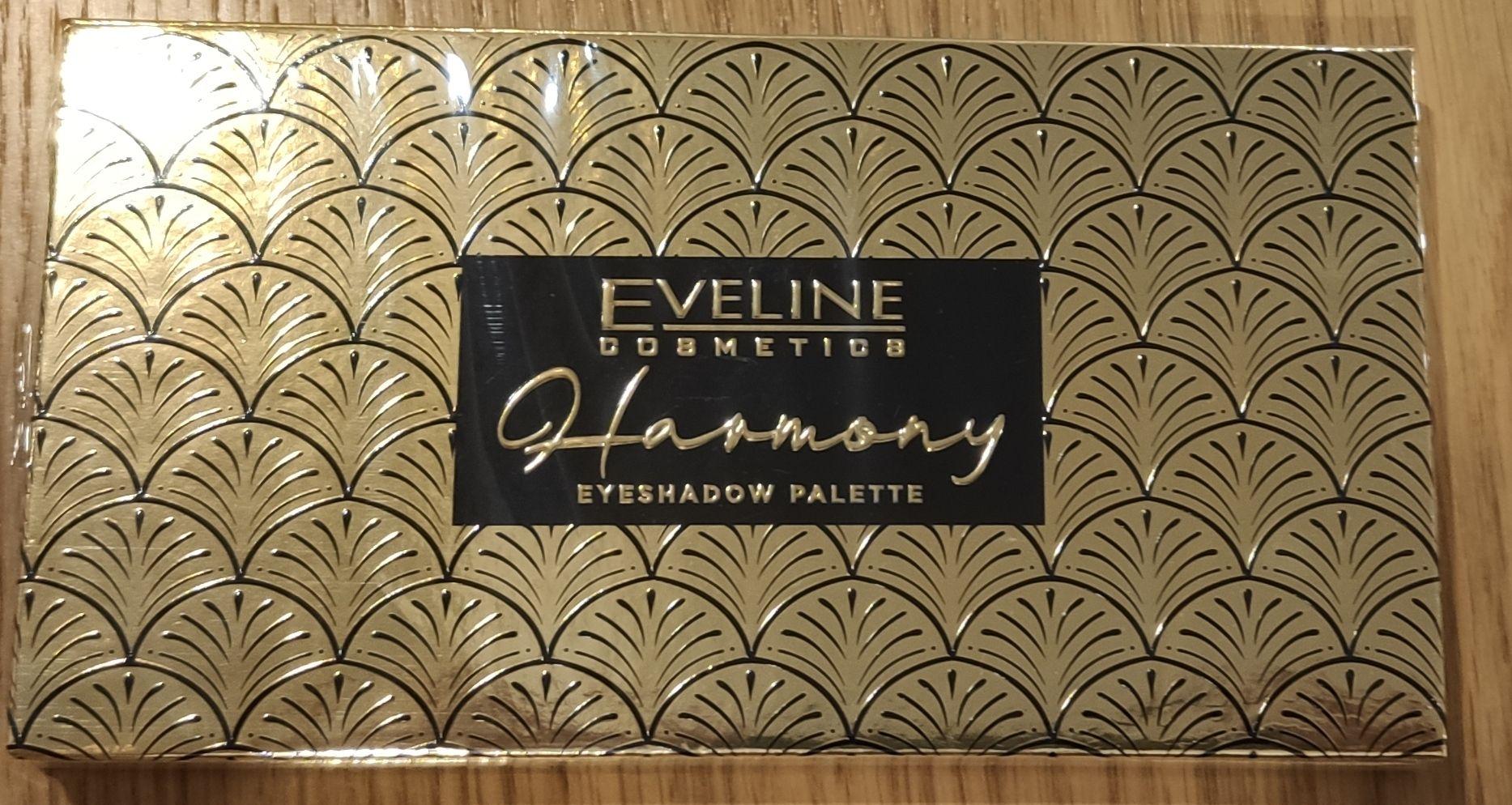 Eveline Cosmetics palety do cieni