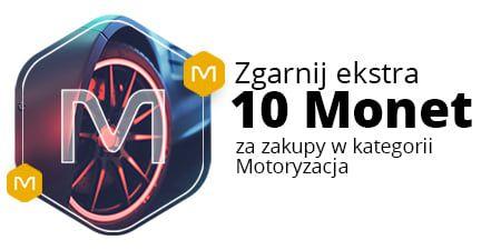 Allegro, +10 Monetprzy zakupach od 150 zł w kategorii Motoryzacja