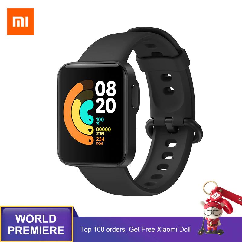 Xiaomi Mi Watch lite za 47.9$ z kuponem sklepu