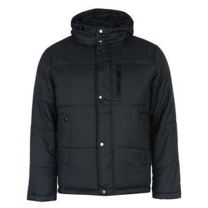 Kurtka męska Lee Cooper Fashion Padded Jacket Mens
