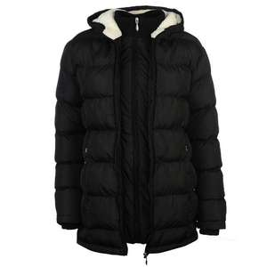Kurtka damska Lee Cooper Long Padded Jacket Ladies