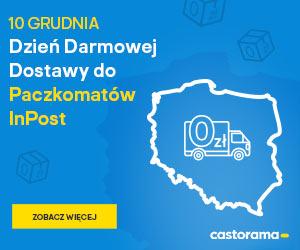 Castorama - darmowa dostawa do paczkomatów InPost (tylko dzisiaj!)
