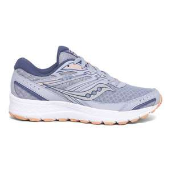 Saucony damskie buty do biegania COHESION 13 BLU MIST/MEL / S10559-3