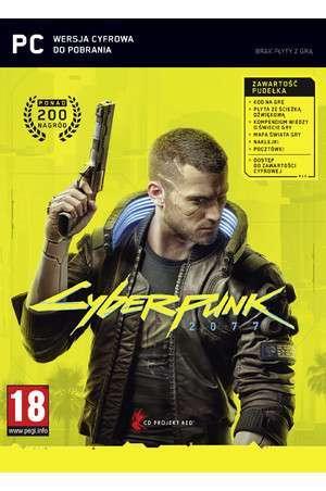Cyberpunk 2077 (PC, GOG) @ Kinguin