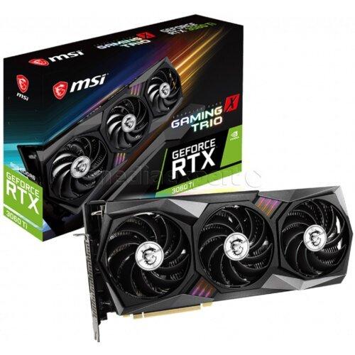 Karta graficzna MSI GeForce RTX 3060 Ti Gaming X Trio 8GB