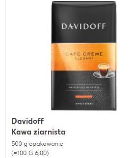 Kawa ziarnista DAVIDOFF