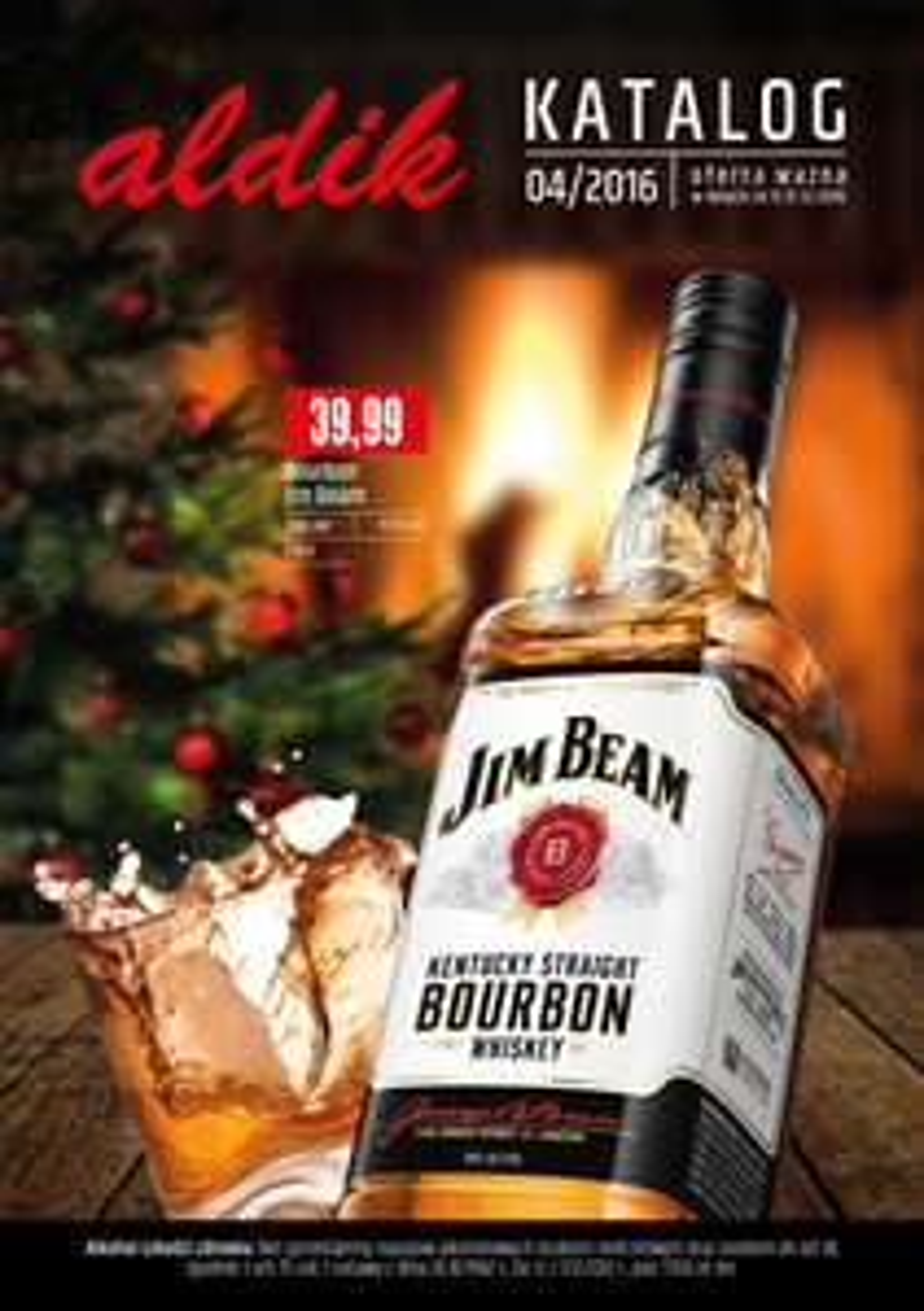 Jim Beam - 0,7 - 39,99 zł