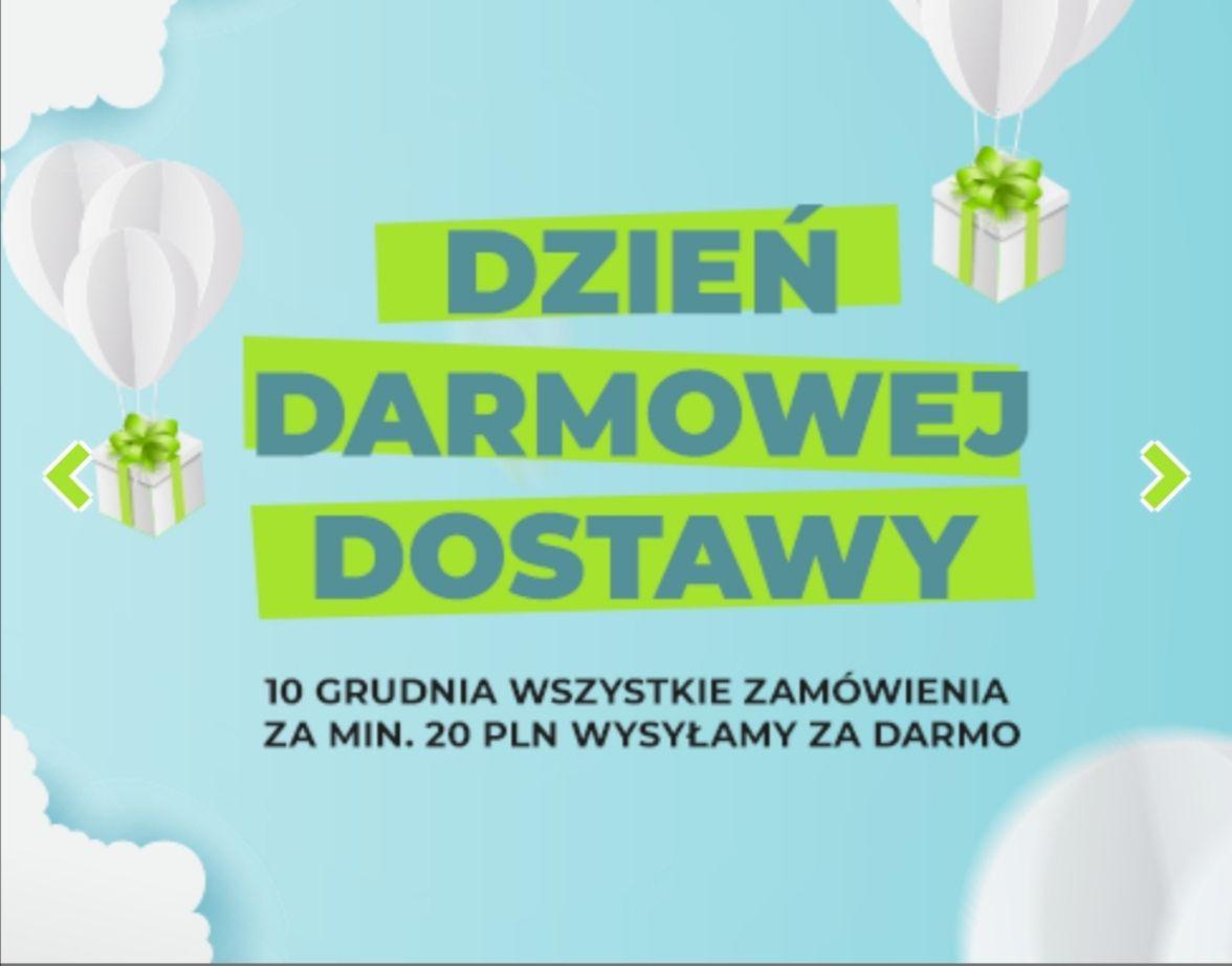 Darmowa dostawa sportowybazar.pl MWZ 20 zł