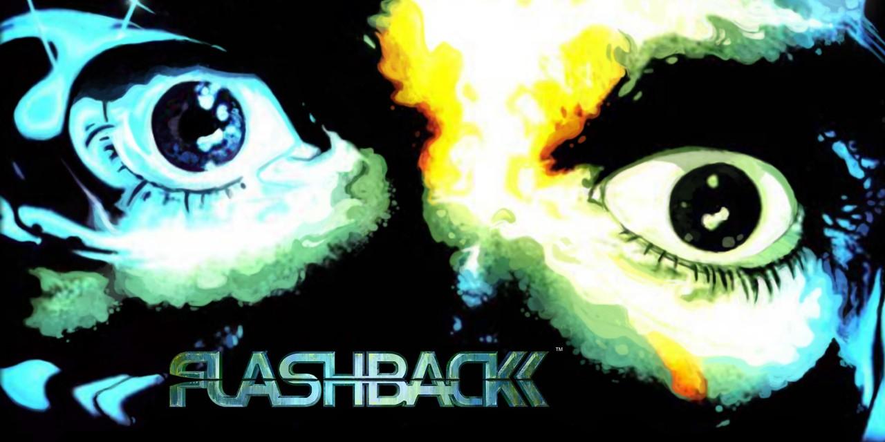 Flashback (Nintendo Switch) - eShop
