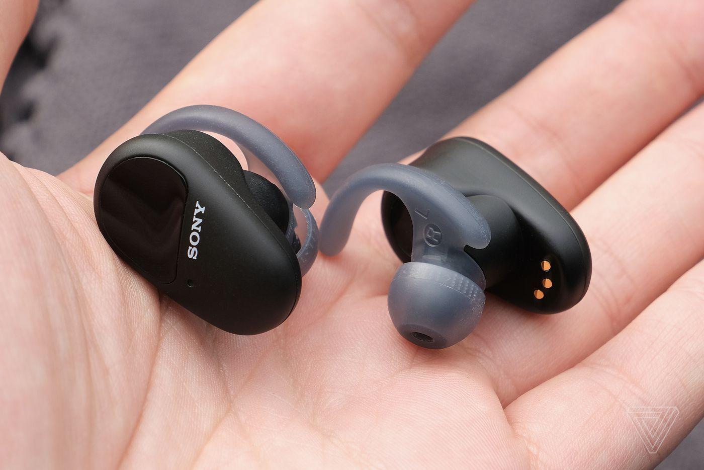Słuchawki sportowe Sony SP800