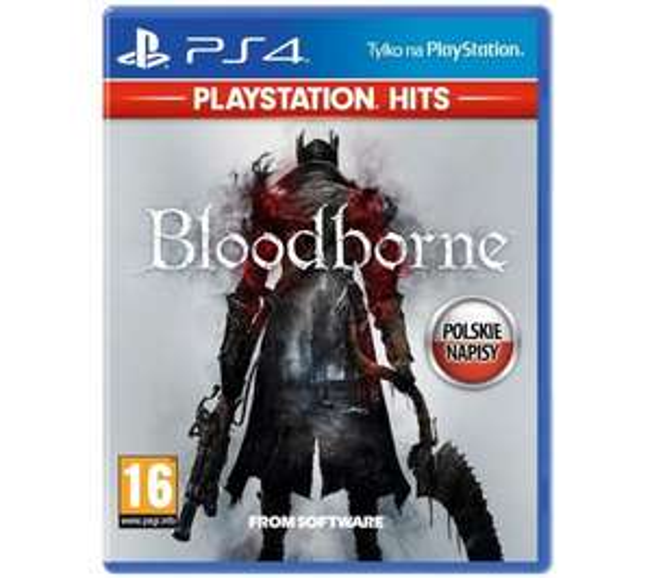 PS4 Bloodborne - PlayStation Hits Napisy PL