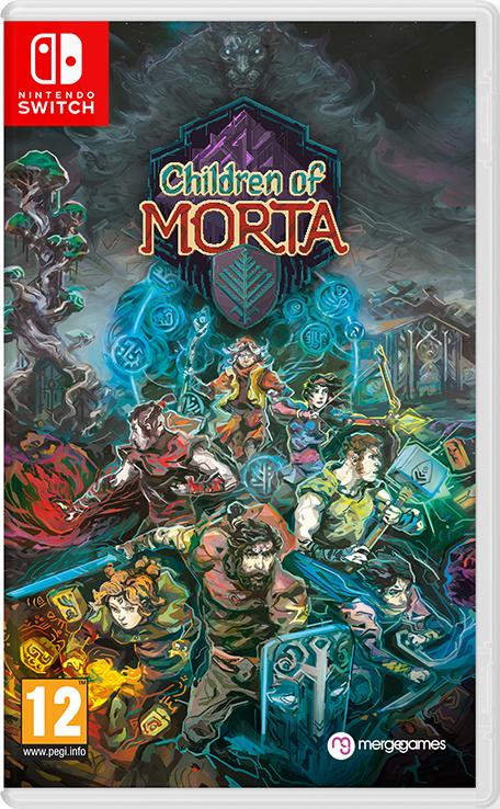 Children of Morta - Nintendo e-shop Polska/Meksyk