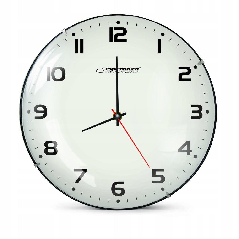 Zegar ścienny San Francisco śr. 30cm, darmowa dostawa