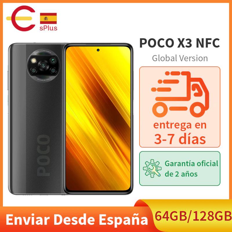 Poco X3 6/64GB z wysyłką z Europy(bez VAT).