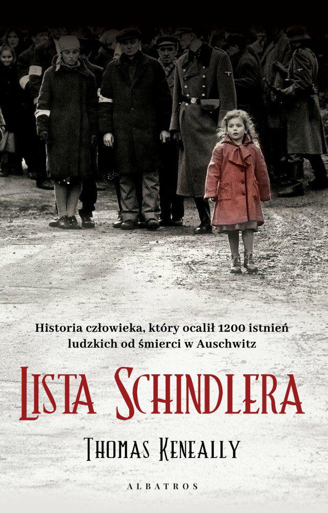Lista Schindlera - ebook Thomas Keneally