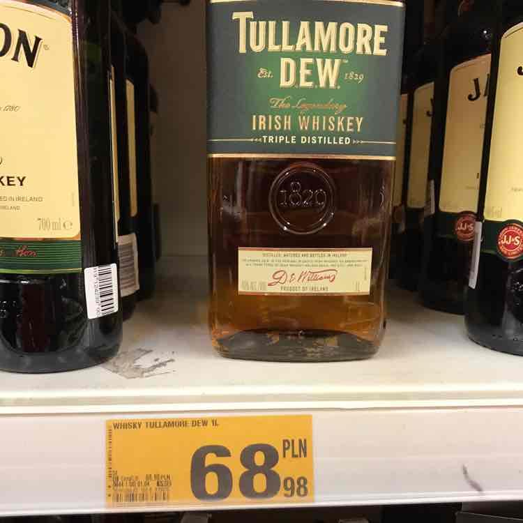 Tullamore DEW @ Auchan Mikolow