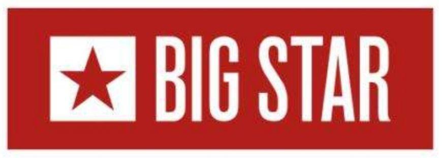 Big Star wyprzedaż do -50% oraz dodatkowa zniżka 10% w aplikacji.