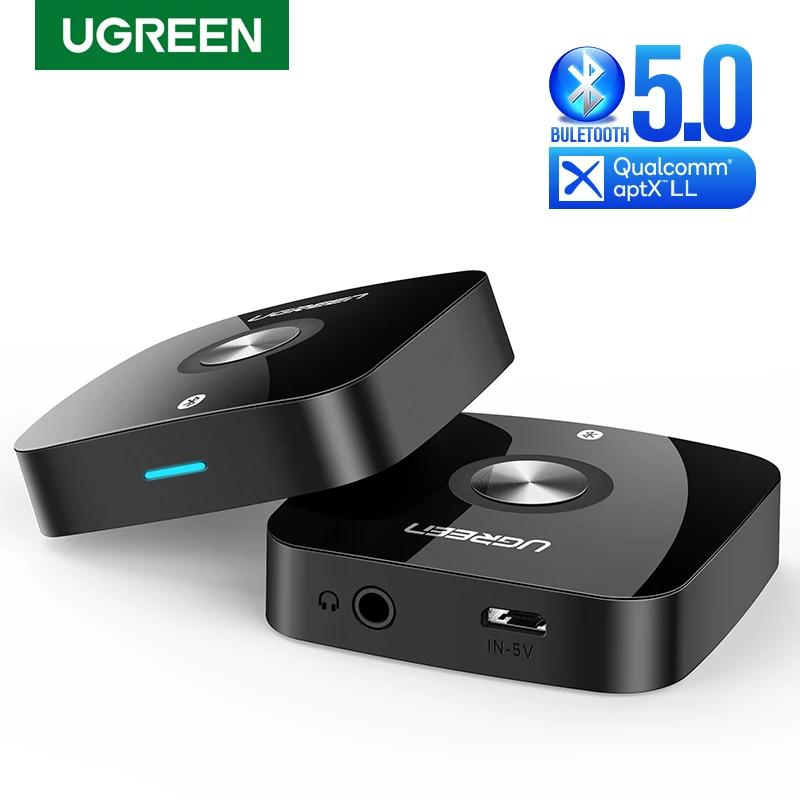 UGREEN odbiornik Bluetooth 5.0 AptX 3,5mm