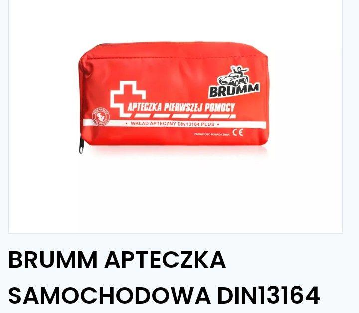 Ostrów Mazowiecka. Wyprzedaż w Stokrotce marka BRUMM - apteczka, akcesoria i kosmetyki samochodowe. PLAK PRACTICAL