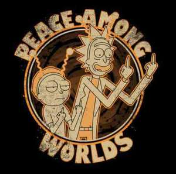 Zestaw Koszulka + Kubek Rick & Morty