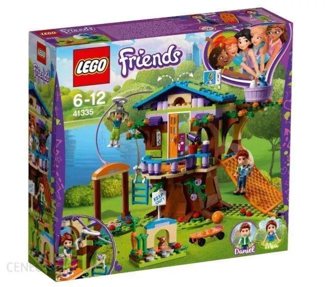 Lego 41335 Friends Domek Na Drzewie