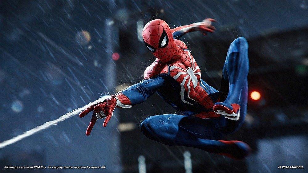Spider-Man PS4 + Koszulka gratis