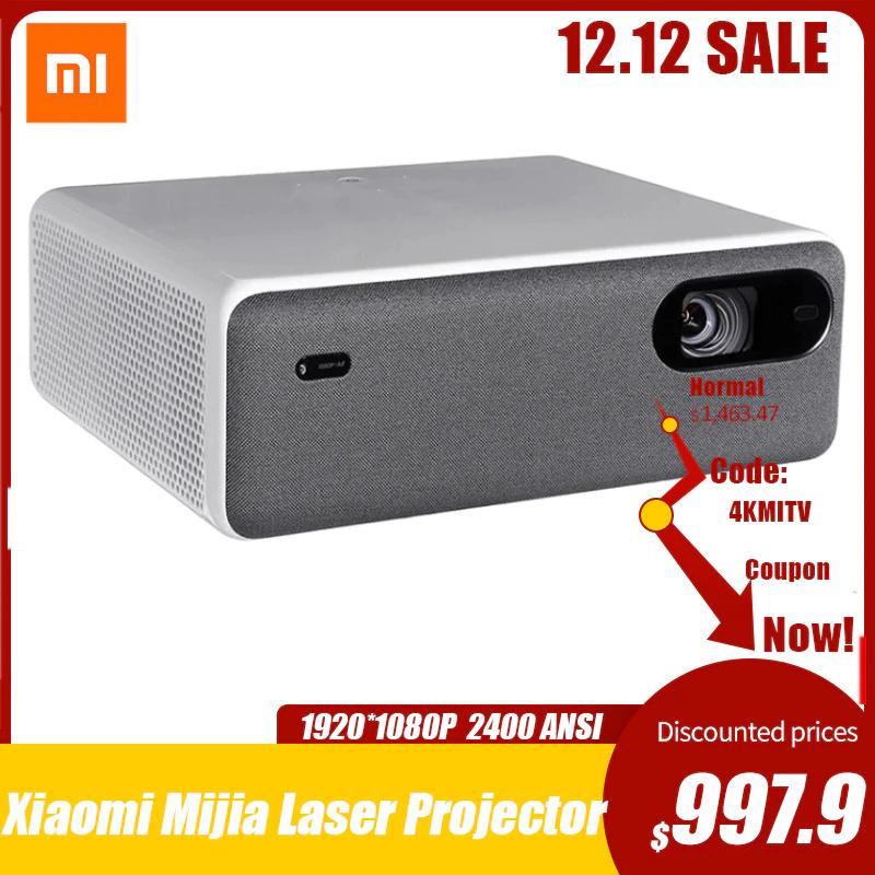 Projektor laserowy Xiaomi Mijia ALPD3.0