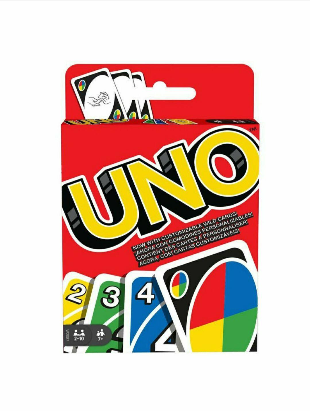 Gra Uno