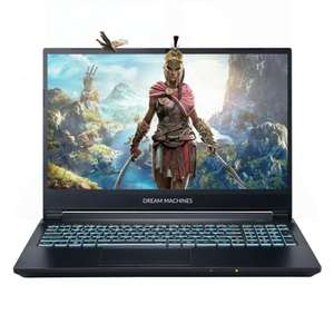 "Laptop Dream Machines G1660Ti-15PL50, GTX 1660Ti, i5 10300H, 8GB RAM, 15.6"" 60Hz, 500GB SSD"