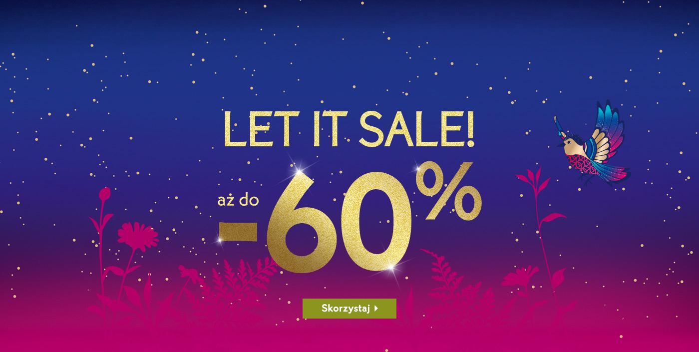 Wyprzedaż do 60% + darmowa dostawa od 59zł @ Yves Rocher
