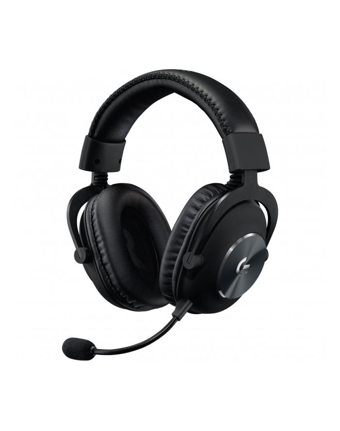 logitech Słuchawki Pro Gaming X Black 981-000818