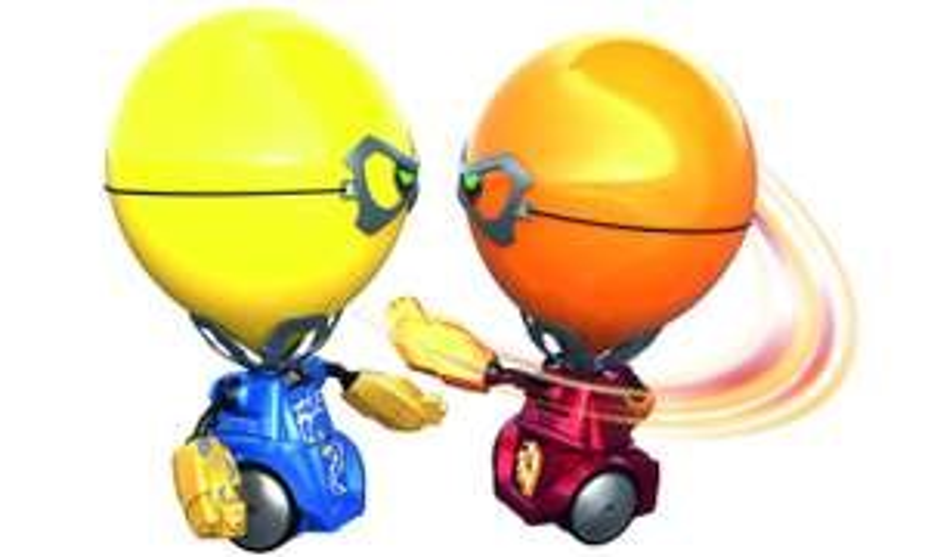 Dumel Silverlit Robo Kombat Balloon 2-pak