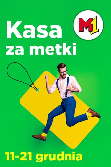 Karta podarunkowa za zakupy w M1 Marki MWZ 200zł