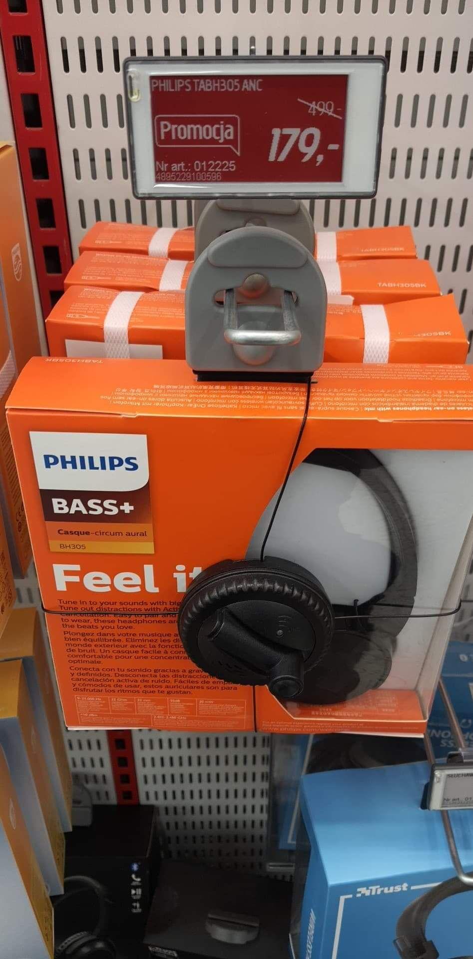 Słuchawki Philips TABH305