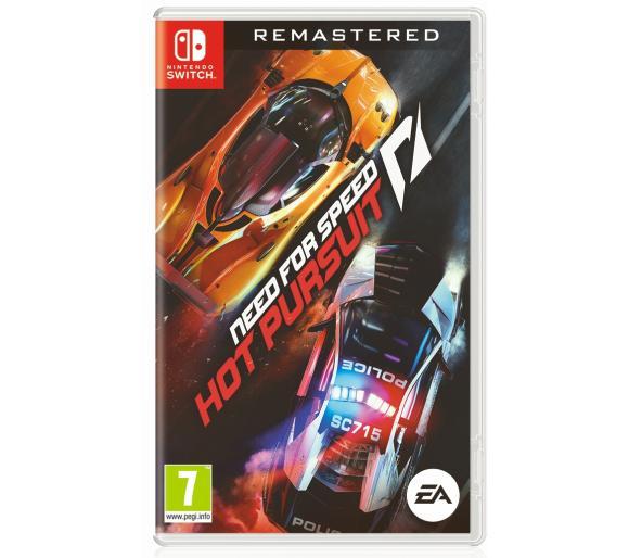 Need For Speed: Hot Pursuit Remastered Nintendo Switch w fajnej cenie