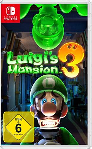 Nintendo Luigi's Mansion 3 w bardzo dobrej cenie 42,40€