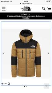 Kurtka THE NORTH FACE Puch