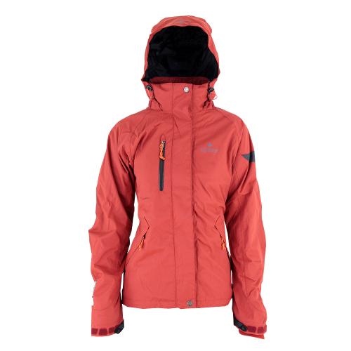 Damska kurtka Makanda 3w1 marki Alpinus (kurtka + polar) za 227,24zł (przeceniona z 699zł) @ Alpinus24