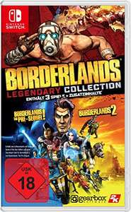 Borderlands Legendary Collection w fajnej cenie z Amazon