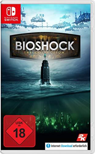 BioShock Collection na Switcha w fajnej cenie z Amazon