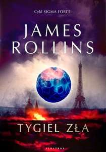 [Ebook] James Rollins - Tygiel zła (Sigma Force #14) @Nexto
