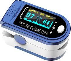 Pulsoksymetr napalcowy medyczny Coviplex OLED