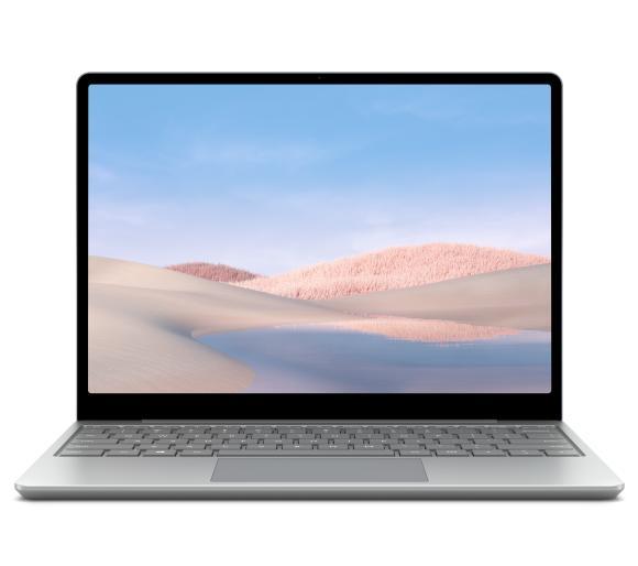 "Microsoft Surface Laptop Go 12,4"" Intel® Core™ i5-1035G1 - 8GB RAM - 256GB Dysk - Win10 (platynowy)"