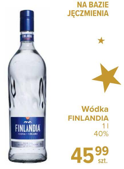 Wódka Finlandia 1L - Carrefour