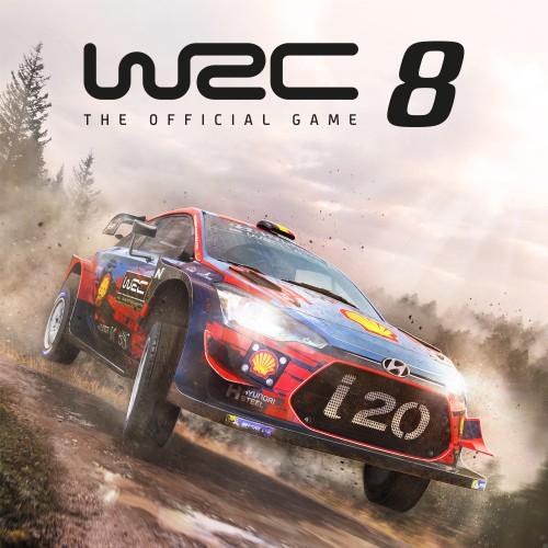 WRC 8 na Nintendo Switch NS