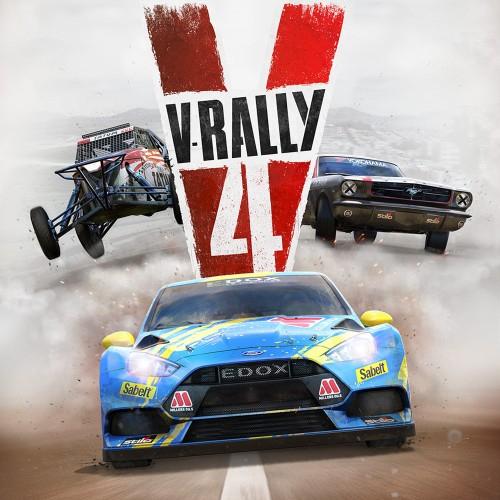 V-Rally na Nintendo Switch NS