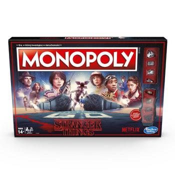 Monopoly Stranger Things możliwe 114.9zł