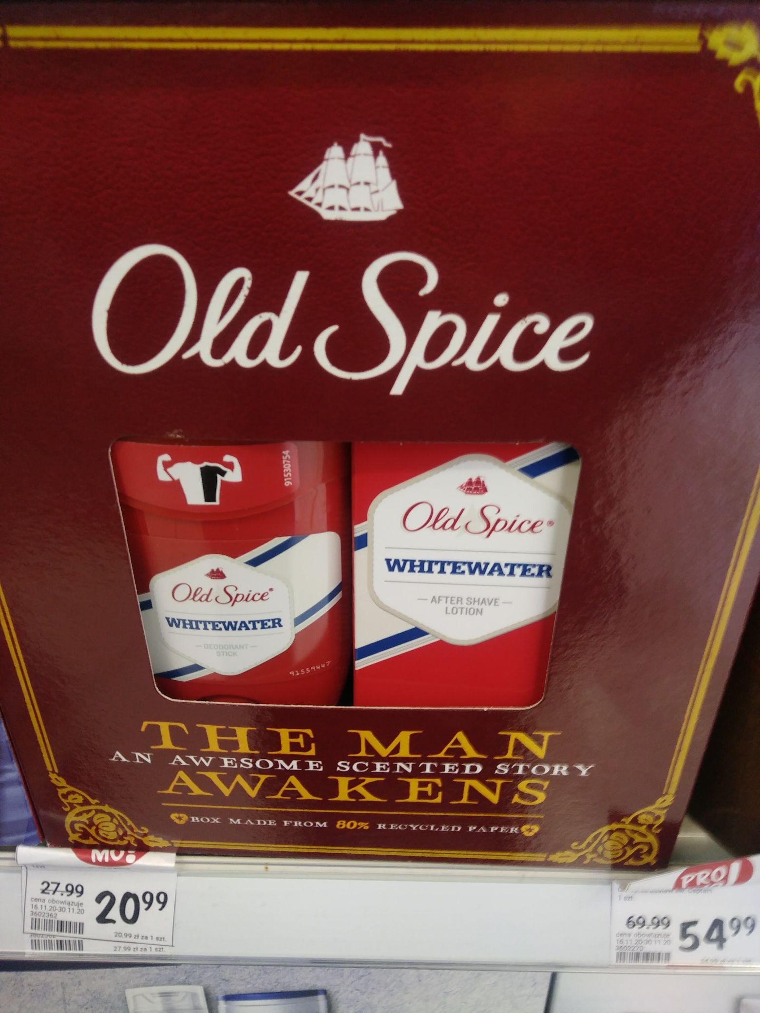 Zestaw kosmetyków Old Spice