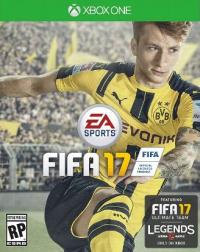 FIFA 17 - XBOX ONE - wersja cyfrowa