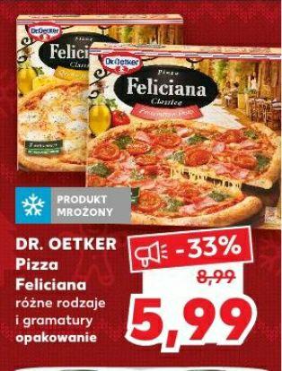 Pizza Feliciana @Kaufland